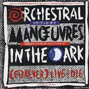 Click here for more info about 'Orchestral Manoeuvres In The Dark - Forever Live And Die'