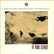 Click here for more info about 'Orchestral Manoeuvres In The Dark - If You Leave'