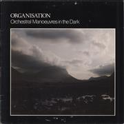 Click here for more info about 'Orchestral Manoeuvres In The Dark - Organisation - Black Bordered Sleeve'