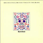 Click here for more info about 'Orchestral Manoeuvres In The Dark - So In Love'