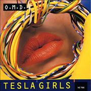 Click here for more info about 'Orchestral Manoeuvres In The Dark - Tesla Girls'