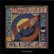 Click here for more info about 'Orchestral Manoeuvres In The Dark - We Love You'