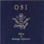 Click here for more info about 'OSI - Office Of Strategic Influence - Limited Edition'