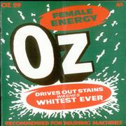 Click here for more info about 'OZ Magazines - No. 29 - Female Energy'