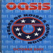 Click here for more info about 'Oasis (UK) - 10 Years Of Noise & Confusion'