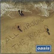 Click here for more info about 'Oasis (UK) - All Around The World'