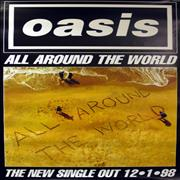 Click here for more info about 'Oasis - All Around The World'