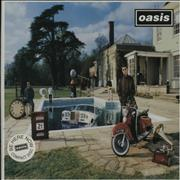 Click here for more info about 'Oasis - Be Here Now - Sealed'