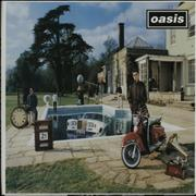 Click here for more info about 'Oasis (UK) - Be Here Now - CD'