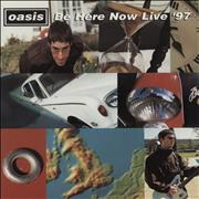 Click here for more info about 'Oasis (UK) - Be Here Now Live '97'