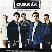 Click here for more info about 'Oasis (UK) - Calendar 1998 - Danilo'