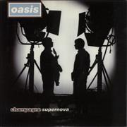 Click here for more info about 'Oasis - Champagne Supernova'