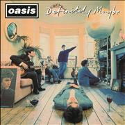 Click here for more info about 'Oasis - Definitely Maybe - Remastered - Sealed'