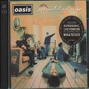 Click here for more info about 'Oasis - Definitely Maybe - Special Limited Edition'
