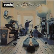 Click here for more info about 'Oasis - Definitely Maybe - VG+/EX-'