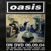Click here for more info about 'Definitely Maybe DVD'