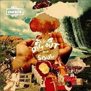 Click here for more info about 'Oasis - Dig Out Your Soul'