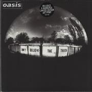 Click here for more info about 'Oasis (UK) - Don't Believe The Truth + Print - Sealed'