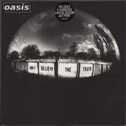 Click here for more info about 'Oasis (UK) - Don't Believe The Truth + Print'