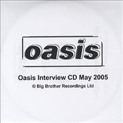 Click here for more info about 'Oasis (UK) - Don't Believe The Truth Interview'
