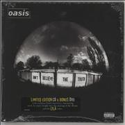 Click here for more info about 'Oasis - Don't Believe The Truth: Limited Edition - Sealed'