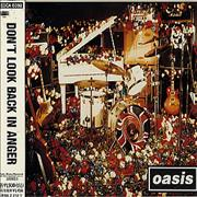 Click here for more info about 'Oasis (UK) - Don't Look Back In Anger'