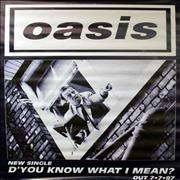 Click here for more info about 'Oasis - D'you Know What I Mean - Man in Window'