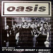 Click here for more info about 'Oasis (UK) - D'you Know What I Mean - Noel & Blind Steps'