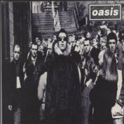 Click here for more info about 'Oasis (UK) - D'you Know What I Mean'