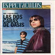 Click here for more info about 'Oasis (UK) - Espectaculos'