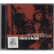 Oasis (UK) Familiar To Millions Austria 2-CD album set