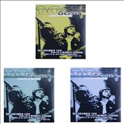 Click here for more info about 'Oasis - Familiar To Millions - Set of 3 Promo Posters'