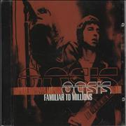 Click here for more info about 'Oasis - Familiar To Millions'