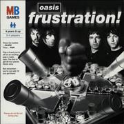 Click here for more info about 'Oasis (UK) - Frustration! - Board Game'