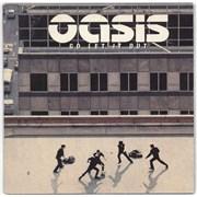 Oasis (UK) Go Let It Out - MiniMax Austria CD single