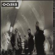 Oasis Heathen Chemistry - 180gm UK 2-LP vinyl set