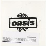 Click here for more info about 'Oasis (UK) - I Believe In All'