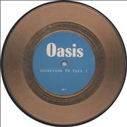 Click here for more info about 'Oasis (UK) - Interview 94 Part 1 - Gold Vinyl'