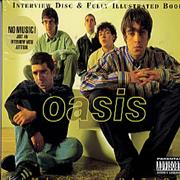 Click here for more info about 'Oasis - Interview Disc & Fully Illustrated Book'