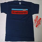 Click here for more info about 'Oasis - Knebworth Blue T-Shirt'