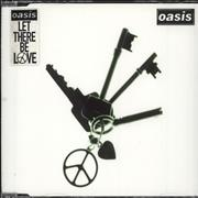 Click here for more info about 'Oasis (UK) - Let There Be Love'