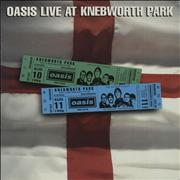 Click here for more info about 'Oasis (UK) - Live At Knebworth Park'