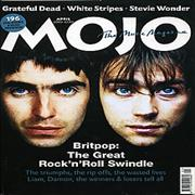 Click here for more info about 'Oasis (UK) - Mojo'