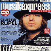 Click here for more info about 'Oasis (UK) - Musikexpress Sounds - February 2000'