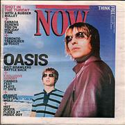 Click here for more info about 'Oasis (UK) - Now - 2001'