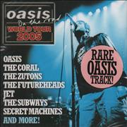 Click here for more info about 'Oasis - Oasis On The Road World Tour 2005'