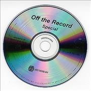 Click here for more info about 'Oasis (UK) - Off The Record Special'