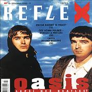 Click here for more info about 'Oasis (UK) - Refle'