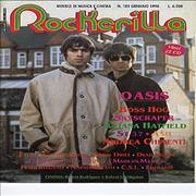 Click here for more info about 'Oasis (UK) - Rockerilla'