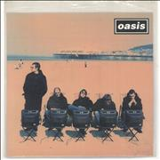 Click here for more info about 'Oasis (UK) - Roll With It'